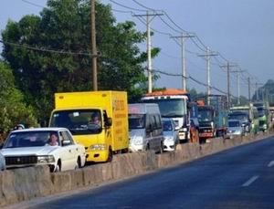 Mở rộng quốc lộ 22 trên địa bàn TP. HCM và tỉnh Tây Ninh