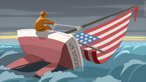 Kinh tế tài chính Mỹ sau 7 năm cầm quyền của Tổng thống Obama