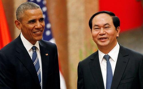 """Việt - Mỹ """"không nên duy trì lệnh cấm nào nữa"""""""