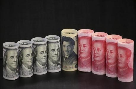 NHTW Trung Quốc cố định Nhân dân tệ tại mức thấp nhất từ năm 2011