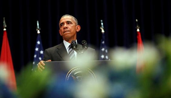 Toàn văn phát biểu của Tổng thống Obama trước 2.000 người ở Mỹ Đình