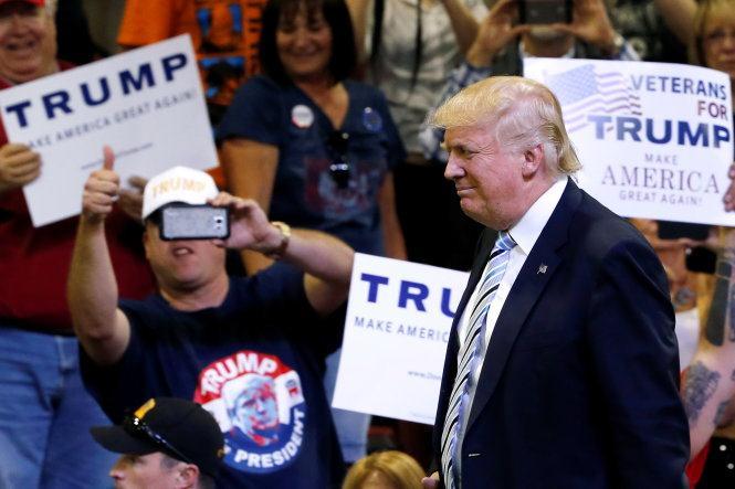 Donald Trump quái đến mức nào?