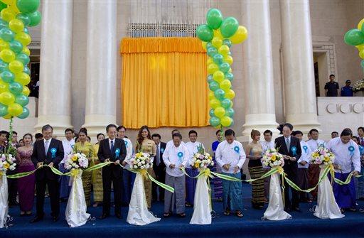 UBCK Myanmar bổ nhiệm Chủ tịch mới