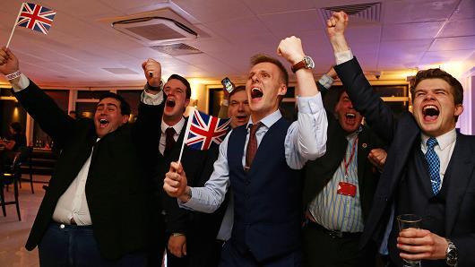 Chào mừng đến với thế giới hậu Brexit