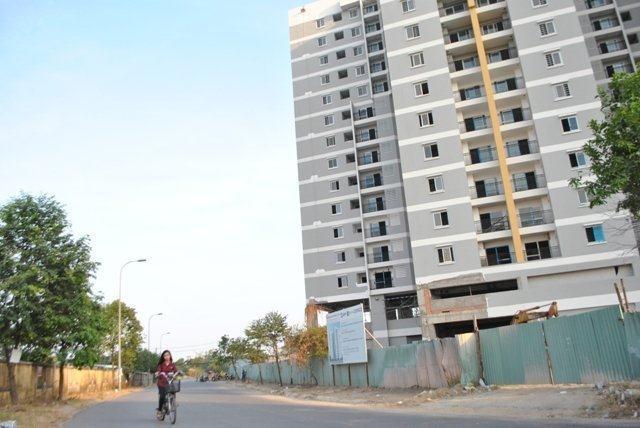 HoREA: Nguồn vốn cho vay nhà ở xã hội đang ách tắc