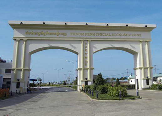 Một công ty Thái đã chi gần 4 triệu USD để mua 5.2% cổ phần của Đặc khu Kinh tế Phnom Penh
