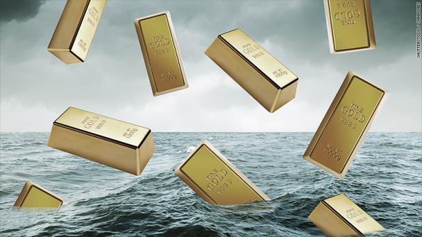 Sau tăng nóng, vàng trong nước lao dốc 2.3 triệu đồng/lượng