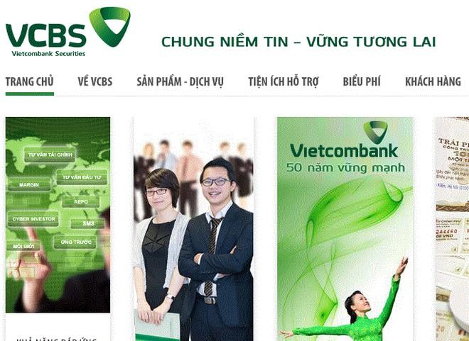 VCBS phủ nhận liên quan đến MTM