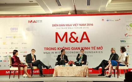 Xu hướng M&A: Tiếp tục ngóng các thương vụ lớn từ bất động sản và bán lẻ