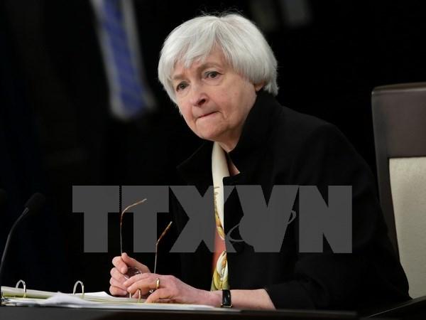 Chủ tịch Fed Janet Yellen dự báo Mỹ sắp tăng lãi suất ngắn hạn