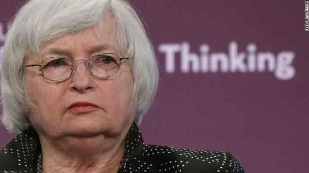 """Điều gì đang khiến Fed và Chủ tịch Janet Yellen """"đau đầu""""?"""