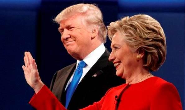 TTCK châu Á sẽ như thế nào nếu Hillary Clinton hay Donald Trump thắng cử?