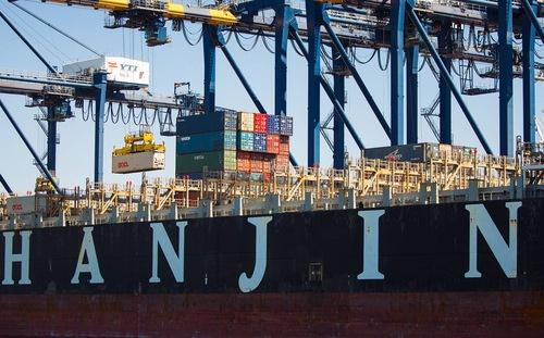 Tòa án Hàn Quốc tính bán lại hãng vận tải biển phá sản Hanjin