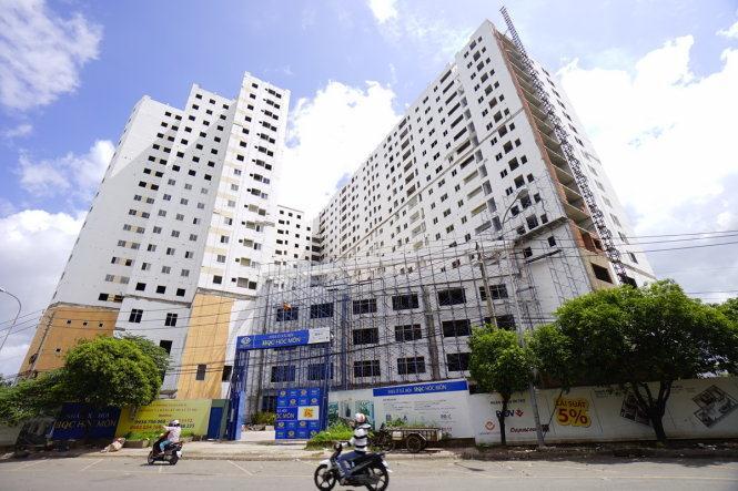 TP.HCMxây dựng thêm 44.000 căn hộnhà ở xã hội