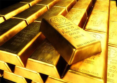 Vàng nới rộng đà sụt giảm sang phiên thứ 4