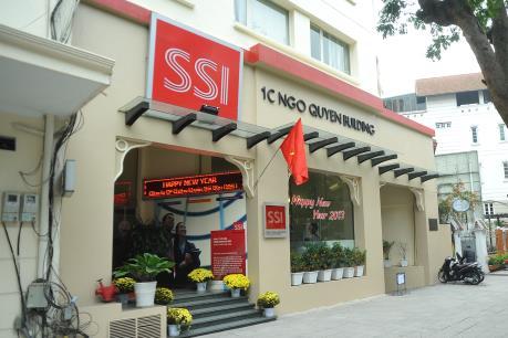 SSI: Các nguồn thu đồng loạt tăng, lãi ròng quý 3 đạt hơn 329 tỷ