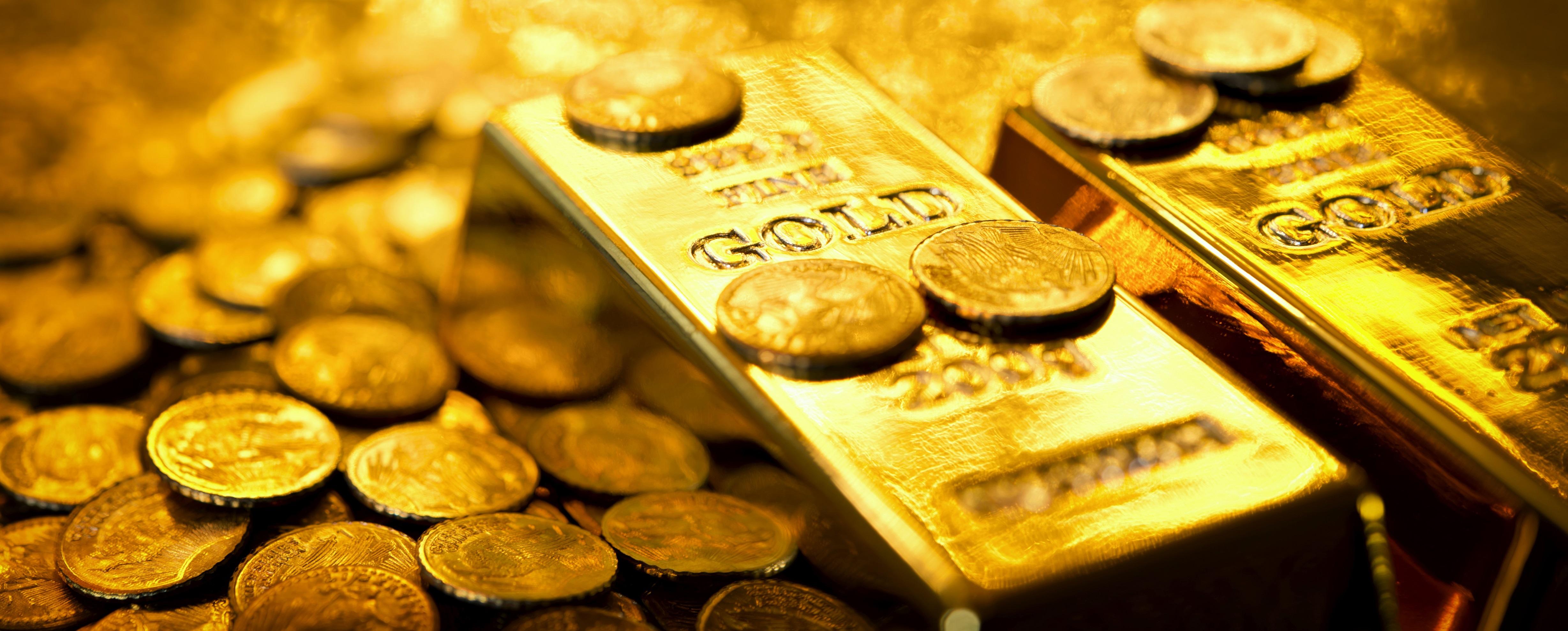 Giá vàng giảm về mức 35.63 triệu đồng/lượng