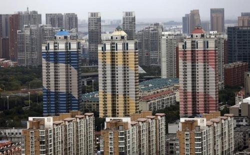 Giá nhà Trung Quốc tăng mạnh chưa từng thấy