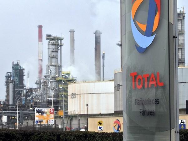 Total dự định đầu tư 2 tỷ USD vào dự án hóa dầu tại Iran