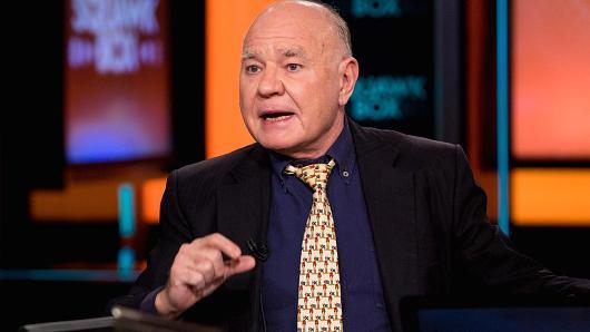 Dr Doom Marc Faber: Giá hàng hóa sẽ tăng, dầu sẽ sớm chạm 70 USD/thùng, tại sao?