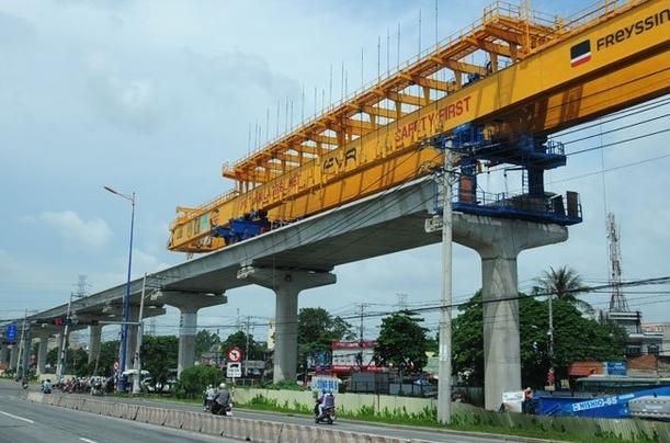 Tính chuyện kéo dài tuyến metro số 1 đến Đồng Nai, Bình Dương