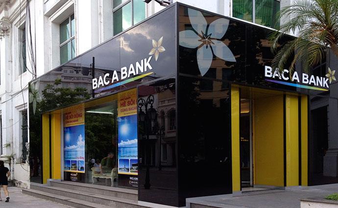 BacABank: Lãi ròng quý 3 tăng mạnh nhờ