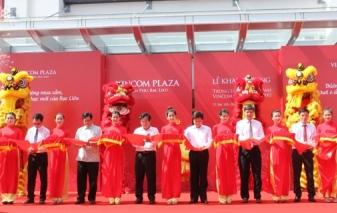 Vincom khai trương TTTM tại Bạc Liêu