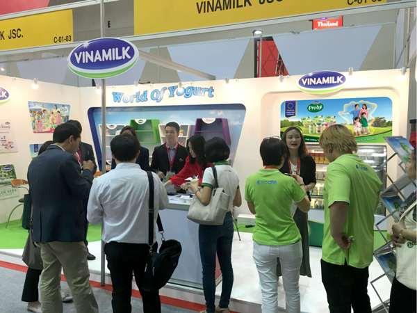 Vinamilk đặt cược vào thị trường Thái Lan