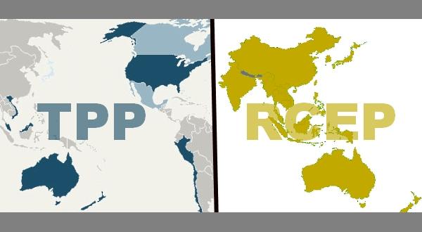 RCEP khác gì với TPP?
