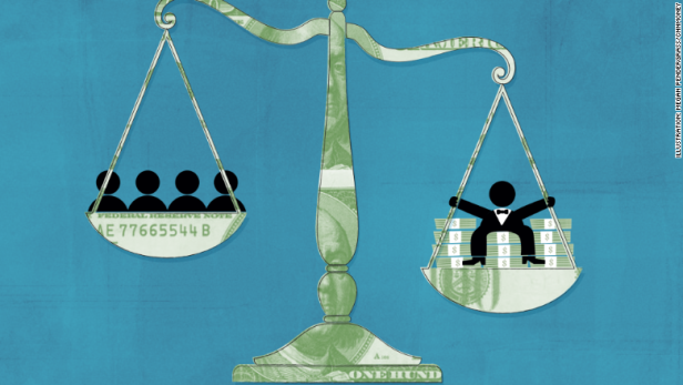 Tầng lớp giàu có tiếp tục hưởng lợi khi kinh tế toàn cầu hồi phục