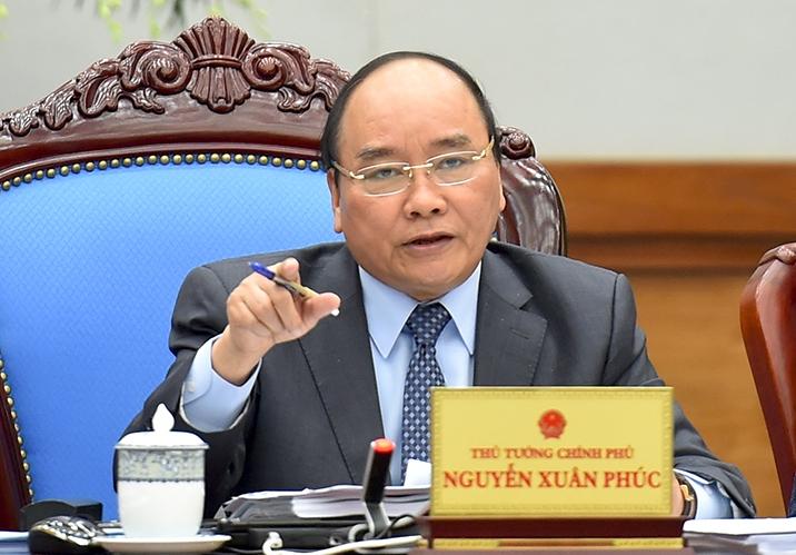 Thủ tướng Nguyễn Xuân Phúc điểm một yếu huyệt về kinh tế