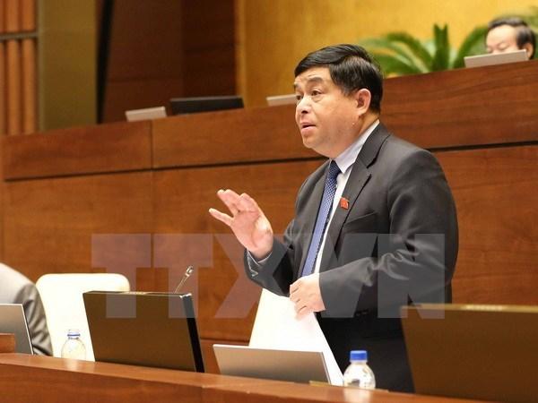 Bộ trưởng Nguyễn Chí Dũng: 2017 được coi là năm
