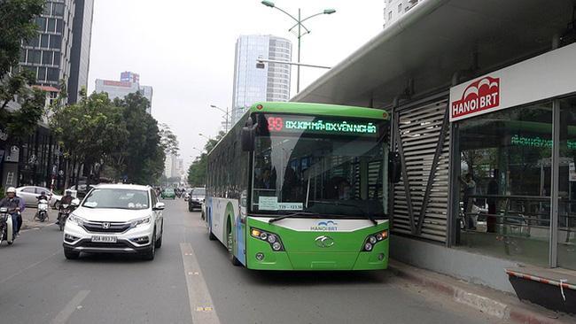 Kéo dài thời gian miễn phí vé xe buýt nhanh