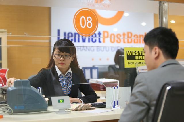LienVietPostBank đặt mục tiêu lãi trước thuế 2017 đạt 1,500 tỷ đồng, tăng vốn lên 7,000 tỷ đồng