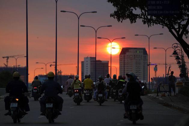 Việt Nam là một trong số những quốc gia dẫn đầu trong cuộc đua cơ sở hạ tầng ở châu Á