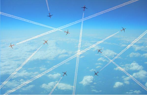 Cổ phiếu ngành hàng không: Những cuộc chạy đua trên bầu trời