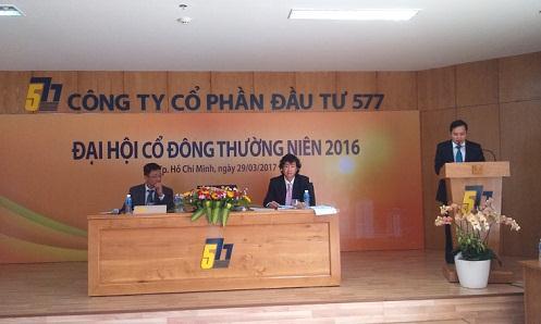 ĐHĐCĐ NBB: Đến 30/06 có thể hoàn thành kế hoạch kinh doanh cả năm 2017