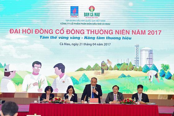 ĐHĐCĐ DCM: Lượng tiêu thụ phân bón tại Campuchia tăng gấp 5 lần cùng kỳ
