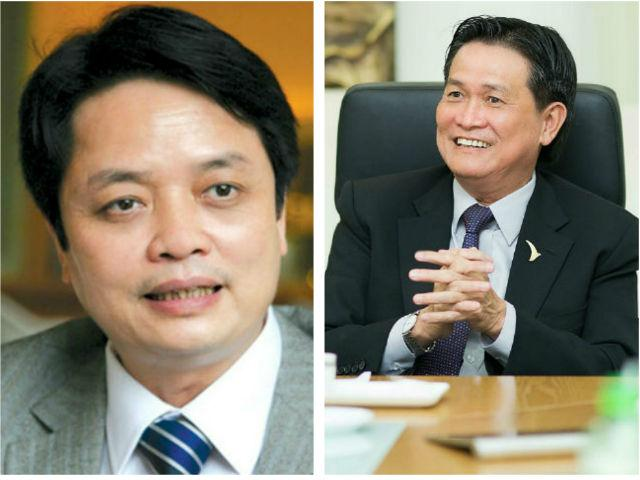 """Ông Nguyễn Đức Hưởng sẽ ngồi vào """"ghế nóng"""" của Sacombank?"""