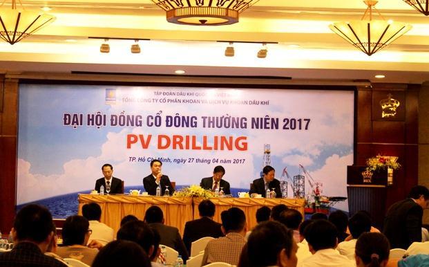 ĐHĐCĐ PV Drilling: Mục tiêu và thách thức 2017 chỉ là không lỗ!
