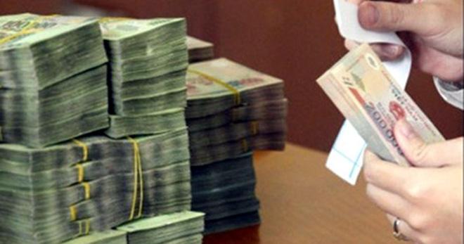 Bội chi ngân sách 20,100 tỷ đồng trong nửa đầu tháng 4
