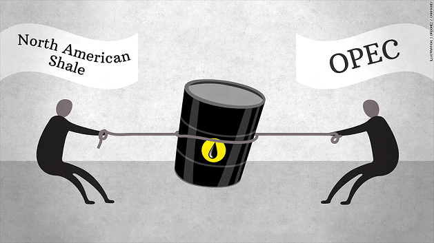 Đã qua rồi cái thời OPEC kiểm soát thị trường dầu mỏ