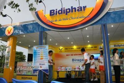 Nhóm quỹ SSIAM trở thành cổ đông lớn của Bidiphar