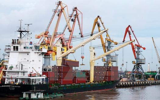 Lào đẩy nhanh phát triển dự án cảng biển tại Việt Nam