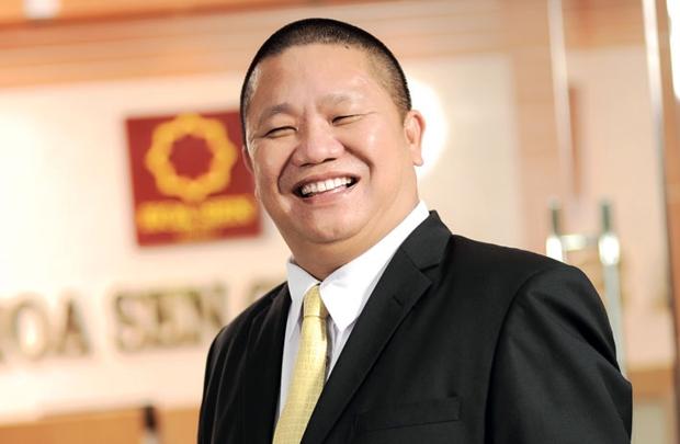 Cổ phiếu HSG tăng trần, Chủ tịch Lê Phước Vũ muốn bán gần 9.6 triệu cp