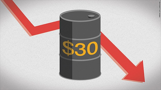 """... 30-35 USD/thùng vào năm tới và sẽ dao động ở mức này một thời gian"""",  ông cho biết bên lề Hội nghị Năng lượng Credit Suisse Australia ở Sydney  trong ngày ..."""