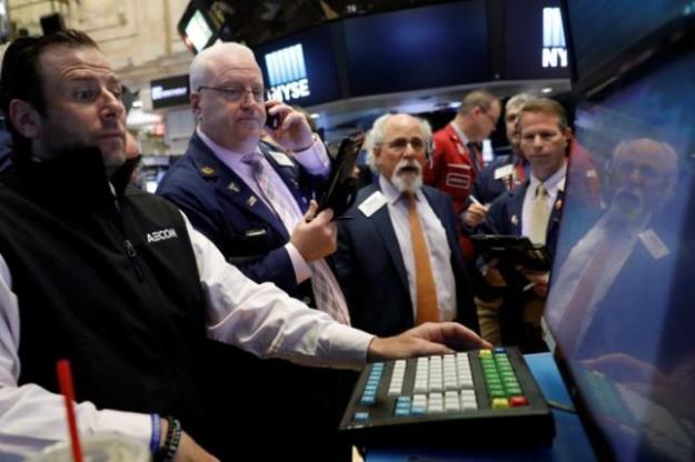 Dow Jones và S&P 500 suy yếu trước đà lao dốc của cổ phiếu năng lượng