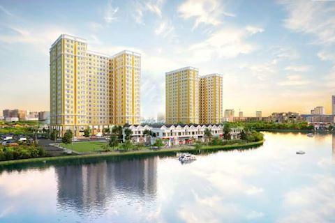 Tháng 7 dập dìu sóng mua bán căn hộ chung cư tại TPHCM