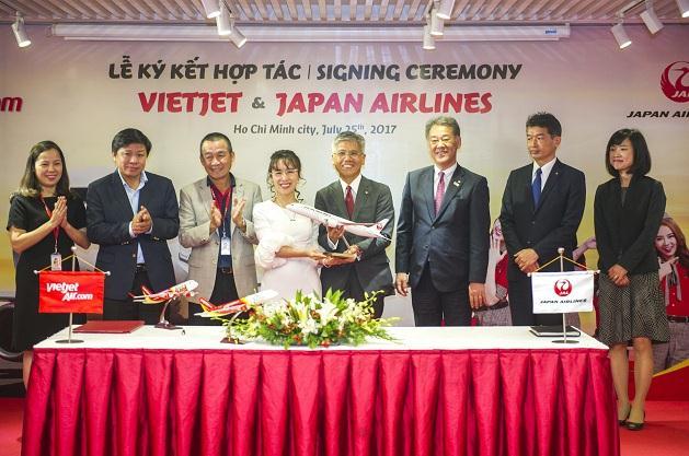 """Hãng hàng không Nhật Bản hợp tác với Vietjet sau khi """"chia tay"""" Vietnam Airlines"""