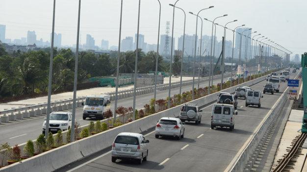 Khẩn trương hoàn thiện dự án đường bộ cao tốc Bắc-Nam